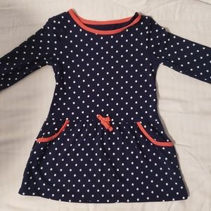 Toddler Girl 3T Healthtex Polka Dot Dress